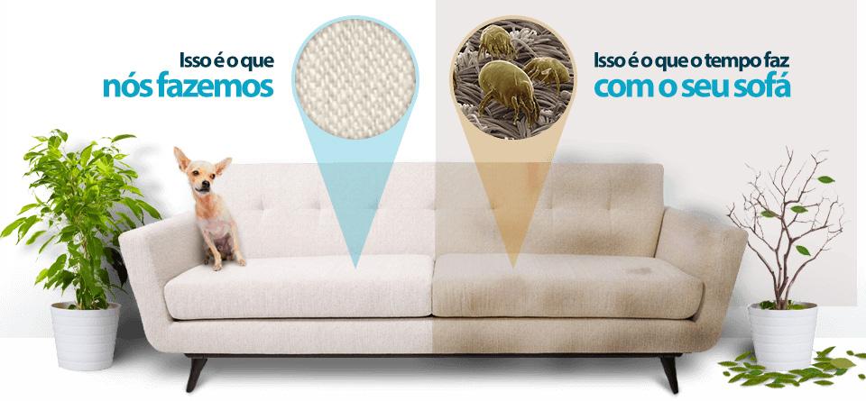 limpeza de sofá à seco - palmas - to